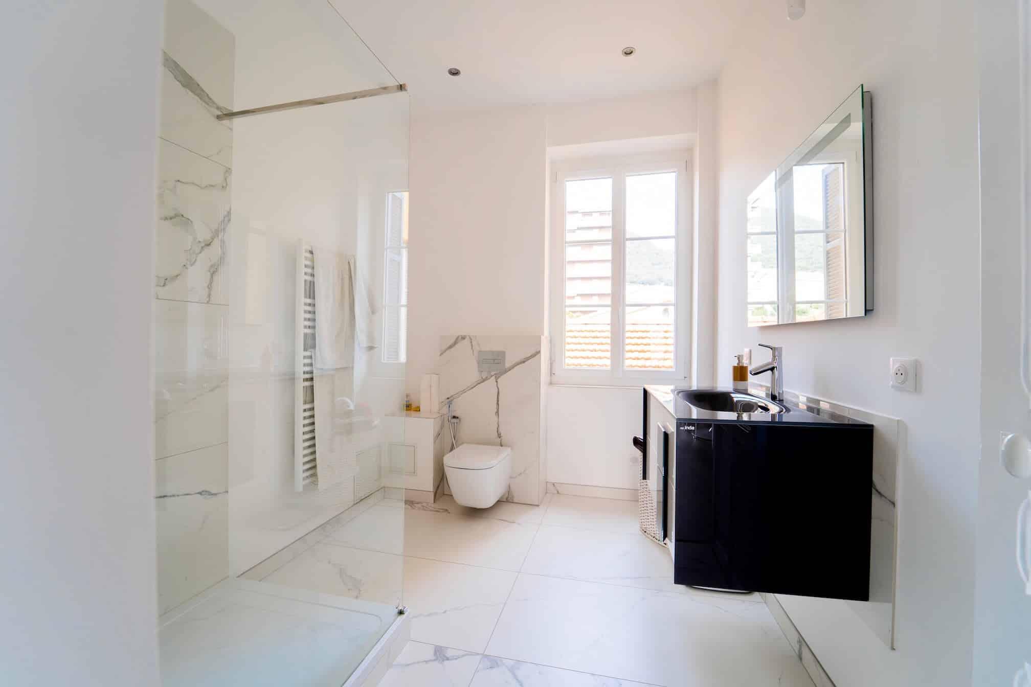 az habitat création salle de bain